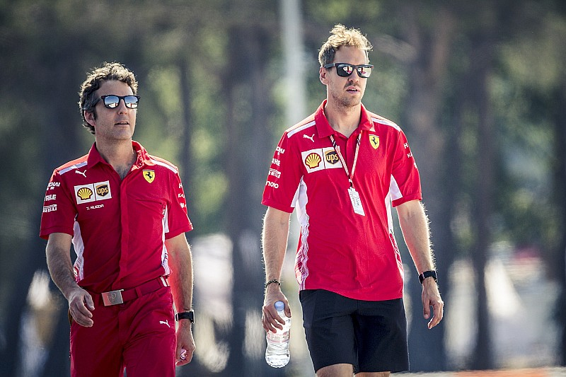 Vettel: Mercedes motor güncellemesi olsun veya olmasın çok güçlü olacak
