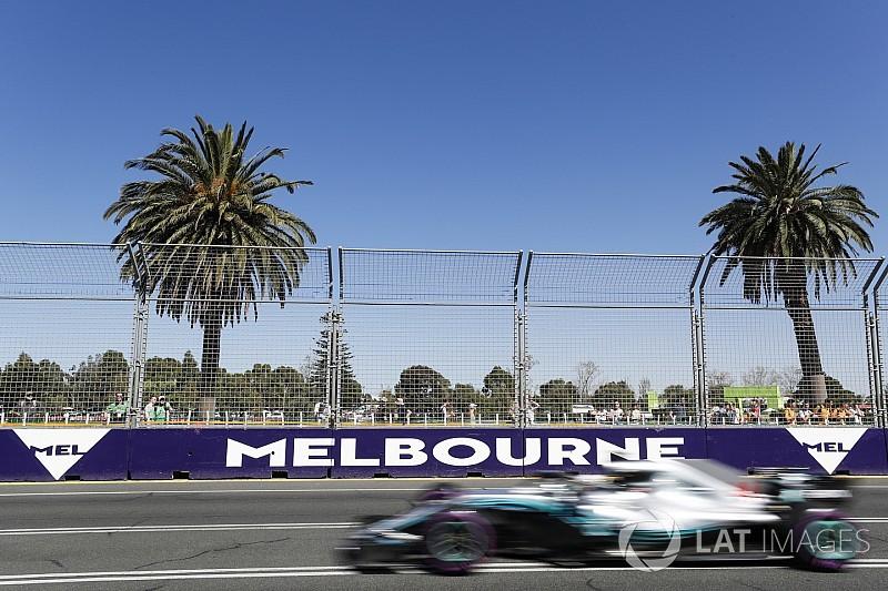 Гран Прі Австралії: Хемілтон упевнено виграв першу практику сезону