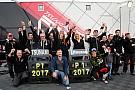 Carrera Cup Italia Carrera Cup italia, con Rovera esulta il team Tsunami RT: