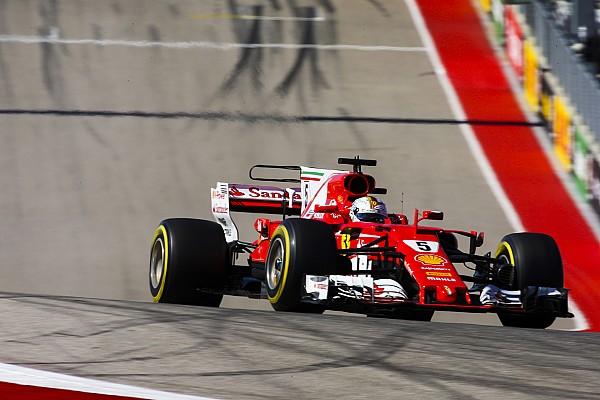 Формула 1 Технический анализ: эксклюзивные новинки Ferrari для Феттеля