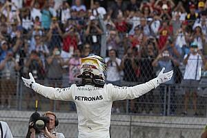 F1 Artículo especial Lo que necesita Hamilton para ser campeón en México