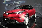 Automotive Toyota All New C-HR: Perpaduan antara Coupe dan SUV