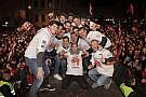 MotoGP Fotogallery: Marc Marquez festeggiato a Cervera per il Mondiale MotoGP