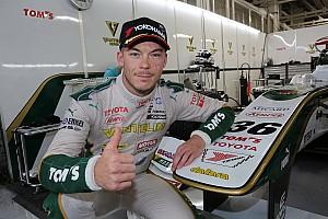 Super Formula Breaking news Lotterer leaves Super Formula after 15 seasons