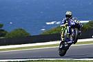 """Rossi: """"Donde estamos por detrás de Honda y Ducati es en la electrónica"""""""