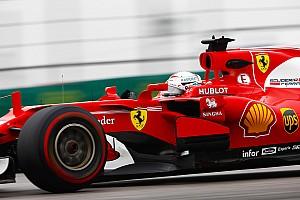 Vettel új kasztnit kap Austinban