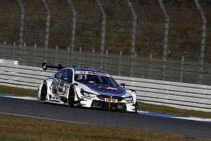 DTM Résumé de qualifications Qualifications 2 - La pole pour Blomqvist, Rast se positionne