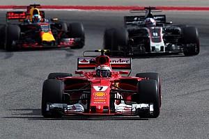Formel 1 2017 in Austin: Die Startaufstellung in Bildern