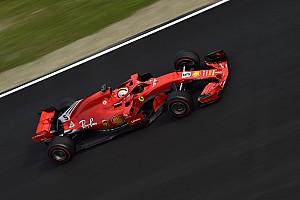 Формула 1 Отчет о тестах Феттель остался лидером по итогам предпоследнего дня тестов
