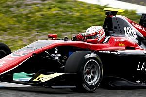 GP3 Crónica de test Hubert domina el primer día de test en GP3 y Calderón en 15°