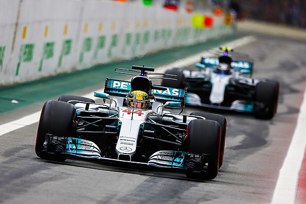Massa sebut Hamilton akan jadi prioritas Mercedes pada 2018