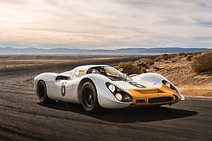 Automotive Nieuws Porsche 908 uit 1000 km van Spa 1968 onder de hamer