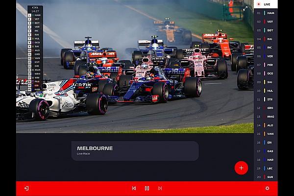 Формула 1 Новость К старту сезона не успели: Ф1 отложила запуск интернет-телевидения