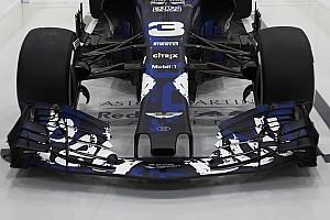 Галерея: камуфляжний Red Bull RB14 у деталях
