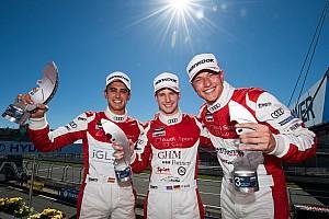 Touring Résumé de course Audi TT Cup : Ellis se confirme et descend dans le classement !