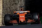Fórmula 1 McLaren deveria ter vencido em Baku, diz Alonso