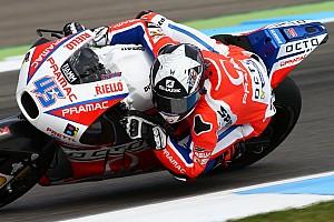 MotoGP 速報ニュース 【MotoGP】オランダGP:雨のFP3はレディング首位。ヤマハ勢も上位