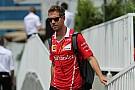"""Vettel: """"Ennyiszer még életemben nem csúsztam ki…"""""""