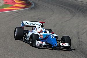 Formula V8 3.5 Race report Aragon F3.5: Orudzhev leads AVF 1-2 in Race 1