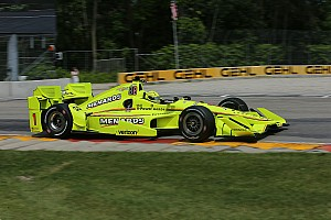 IndyCar Practice report Road America IndyCar: Pagenaud tops another Penske-dominated session
