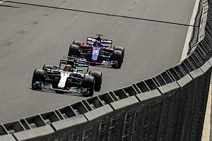 Formel 1 Ergebnisse Formel 1 2017 in Baku: Ergebnis, 3. Training