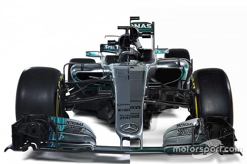 2017 против 2016: сравнение новой машины Mercedes с прошлогодней