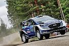 Tanak arranca con todo el primer día del Rally de Finlandia