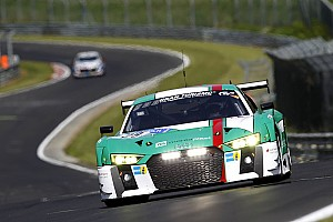 Endurance Race report Nurburgring 24h: Audi holds 1-2 heading into the night