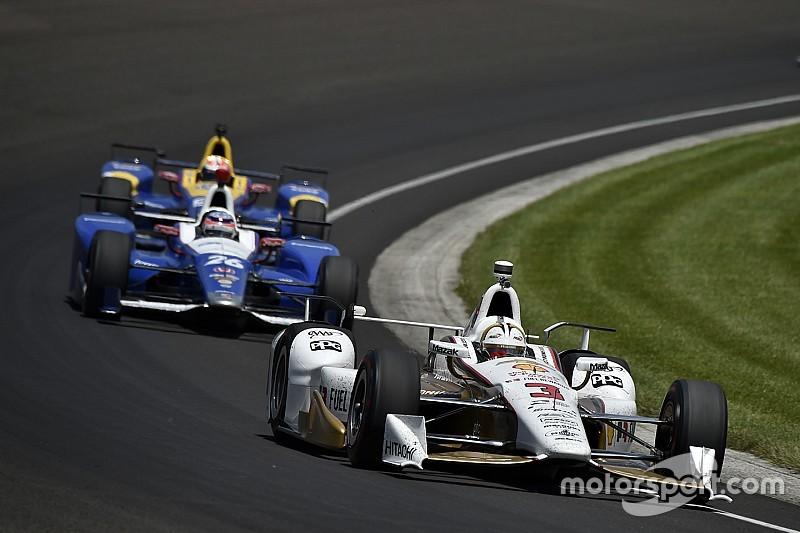 Кастроневес стал лучшим в финальной тренировке Indy 500, Алонсо пятый