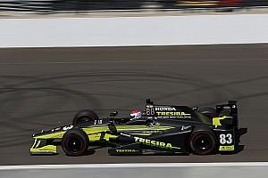 IndyCar Résumé de qualifications Qualifs - Charlie Kimball signe sa première pole position!