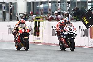 MotoGP Últimas notícias Petrucci: Prefiro vencer Márquez a Rossi