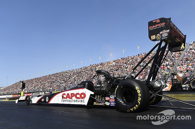 The NHRA Countdown starts in Charlotte