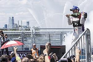 Formula E Reporte de la carrera Sam Bird reina en Nueva York también el domingo