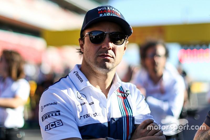 Massa szerint, ha nincs Alonso, a negyedik helyen is végezhetett volna