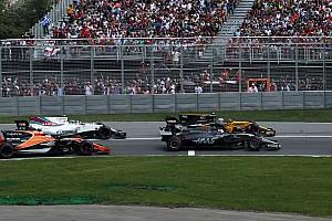 Forma-1 Interjú Grosjean nem érzi magát felelősnek Sainz balesetéért