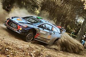 WRC Leg звіт Ралі Італія. Паддон нестримний у шаленій битві
