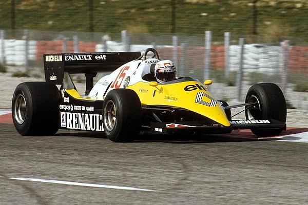 فورمولا 1  الأكثر تشويقاً معرض الصور: سيارات رينو منذ العام 1977