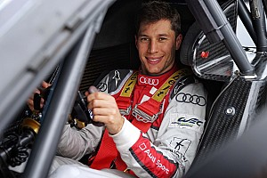 DTM Interview Duval waiting on Audi decision after DTM test outing