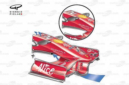 The Ferrari idea that shaped current F1 car thinking