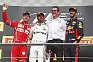 Гран Прі Бельгії: Хемілтон cтримав натиск Феттеля у гонці