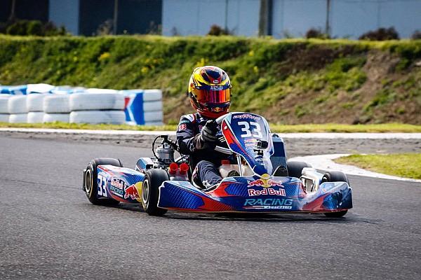 Kart Noticias de última hora El hijo de Mick Doohan prefiere los coches a las motos