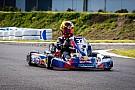 Kart El hijo de Mick Doohan prefiere los coches a las motos