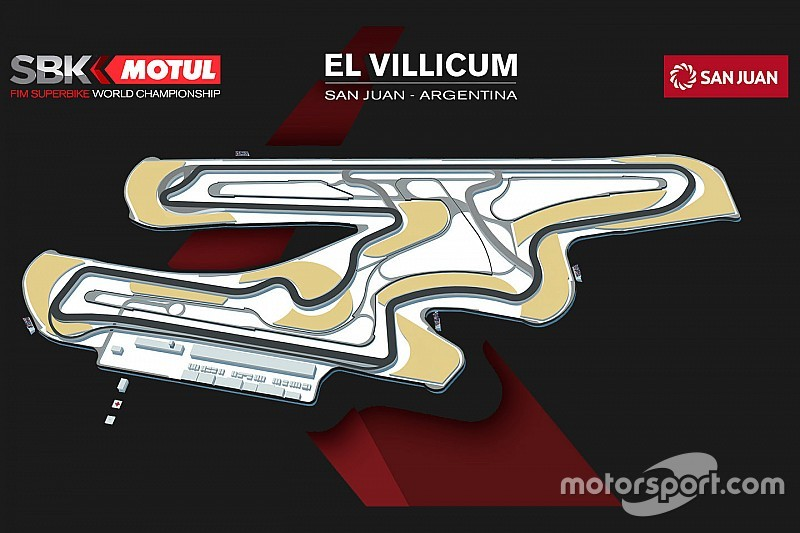 Argentina bersiap gelar balap World Superbike 2018