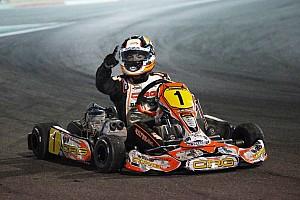 Kart Entrevista Hiltbrand, campeón del mundo de karting: