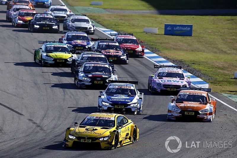 Brands Hatch, 2018 yılında DTM'e dönüyor