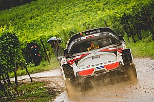 WRC Prova speciale Germania, PS18-19: gran ritmo di Hanninen, che torna quarto