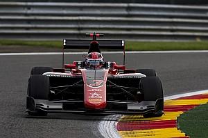 GP3 Qualifiche Russell senza rivali sul bagnato centra la pole a Spa-Francorchamps
