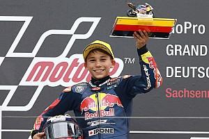 Other bike Yarış raporu Rookies Cup Sachsenring: 'Aslan' Öncü kardeşler durdurulamıyor!
