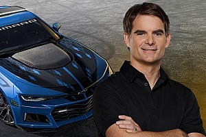 NASCAR Cup Breaking news Jeff Gordon returns to the Brickyard 400 again - as pace car driver