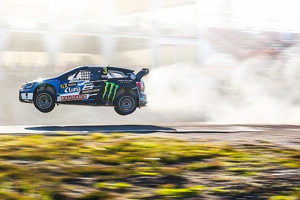 WK Rallycross Special feature Video: WRX-kampioen Kristoffersson vlamt in Holjes